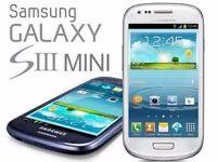 Samsung Galaxy S III Mini - 8GB - (Unlocked) Smartphone