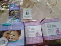 Bargain - Nursing pads, maternity disposable briefs (Hounslow, TW4)