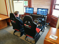 ps3 racing seats, good condition