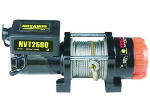 NVT2500 - 2500LBS (1135KGS) CAPACITY WINCH Thornlands Redland Area Preview