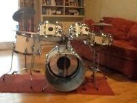 Gretsch Octagonal Badge drum set - vintage, excellent condition
