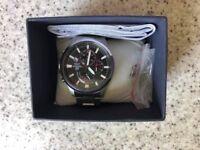 Casio Edifice Silver Watch