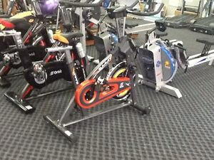 Summit spin bike Mirrabooka Stirling Area Preview
