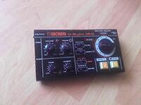 Boss DR-55 1979/1980 rare vintage drum machine