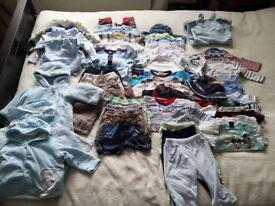 Baby boy clothes bundle #1 3-6 months