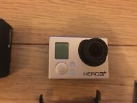 Go Pro Hero 3+ with remote