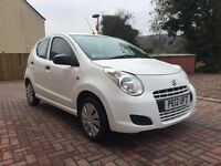 suzuki alto 2012 1 litre £20 year tax