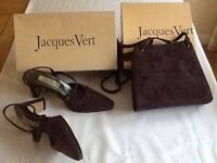 Shoes & matching Handbag