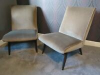 Pair of Parker Knoll 945 (1962) Retro Chairs