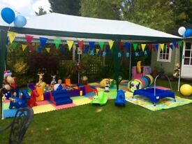 Soft play and toy Hire for under 5's