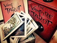 The Vampire Tarot - Robert M Place - Excellent condition