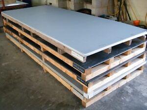 Plastisol flat sheets