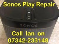 Sonos Play Repair