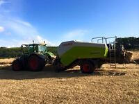 CLAAS Quadrant 3200 RF (Same as Krone, New Holland, Case Square Baler)