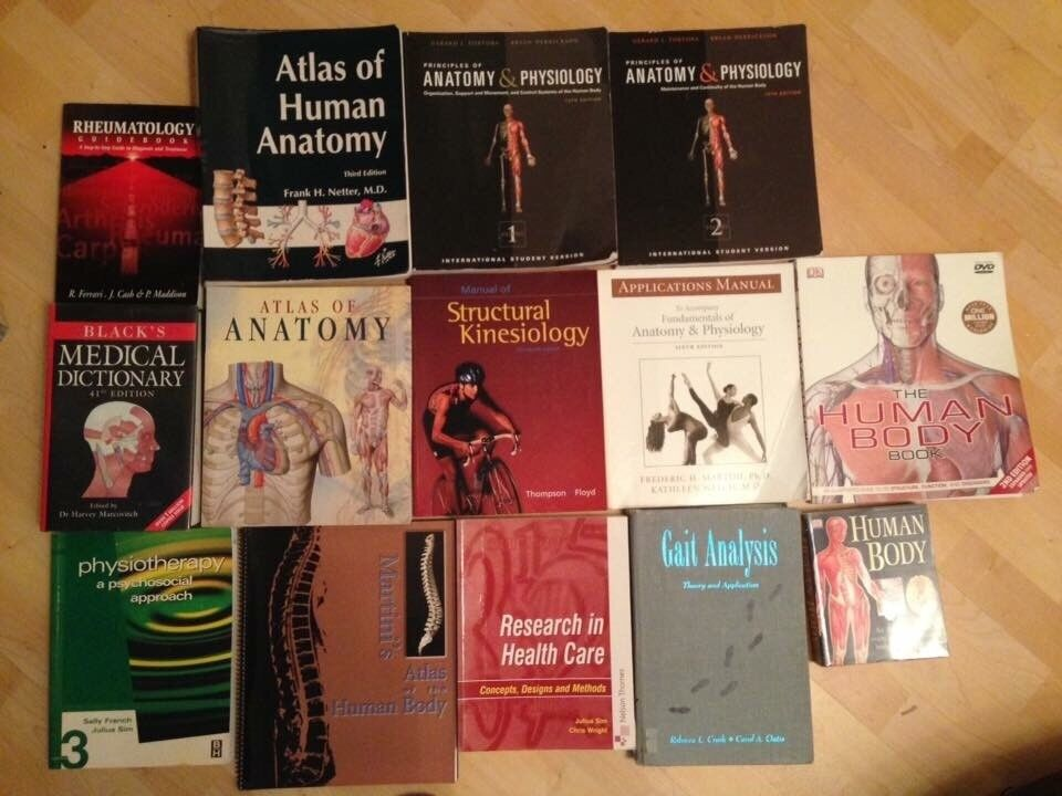 Physio, anatomy and physiology books for sale | in Bury, Manchester ...