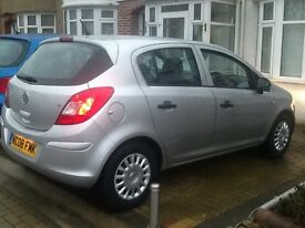 VAUXHALL CORSA 5 DOOR AUTOMATIC + HPI CLEAR REPORT + VERY GOOD CONDITION IN SIDE & OUTSIDE