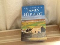 The complete James Herriot All creatures great and small
