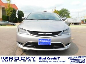 2015 Chrysler 200 C - BAD CREDIT APPROVALS