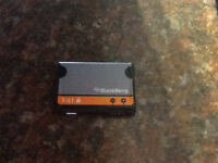 Blackberry FS-1 replacement battery.  New