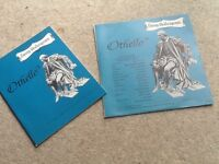 Vinyl - Living Shakespeare - Othello
