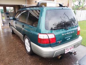 2000 Subaru Forester Wagon Coolum Beach Noosa Area Preview