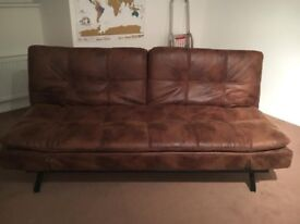 Sofa bed - brand new last year from Bedson Beds