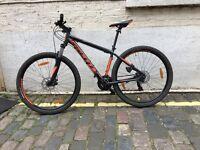 "Scott Aspect 970 Mountain Bike 2017 Hardtail MTB (29"" tire) frame size: medium"