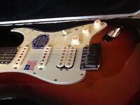 Fender American DLX Stratocaster