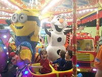 Soft Play Center looking for Party Hosts / Kitchen Assistant / General Staff
