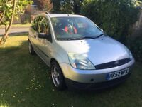 Ford Fiesta - Spairs and repairs