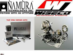 Namura Top & Wiseco Bottom End 1992-1999 CR125 Engine Rebuild Kit Piston Crank
