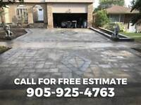 Interlocking, Stone, Landscaping, Gen Contractor 905-925-4763