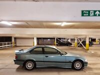 bmw e36 coupe breaking (318 is)