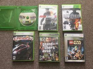 Jeux Xbox one /360