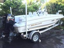 2002 Wellcraft 180 Fisherman Tournament Edition Center Console Killarney Heights Warringah Area Preview