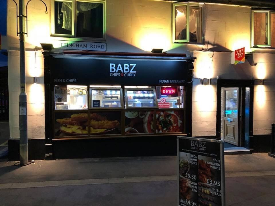 Fish Chip Shop For Sale Takeaway In Loughborough