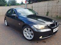 BMW 320D SE PSH 6 SPEED *FULL YEARS MOT* MSPORT1 ALLOYS PSH like c220 passat a4 330d 530d insignia