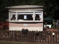 Static Caravan for Sale Clyde Valley Caravan Park.