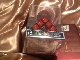 Arsenal FC Rubiks Cube special edition