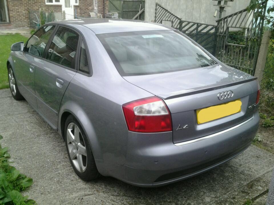 Audi a4 130 sport