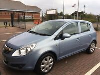 Corsa 1.2, petrol, low mileage, great condition