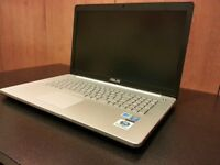 Laptop Asus N750JK Full HD 17.3 inch Intel i7 Gtx 850m Gaming