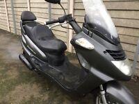 Sym joyride 125 125cc scooter