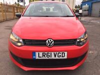 Volkswagen Polo 1.2 S 5dr drives like new low mileages