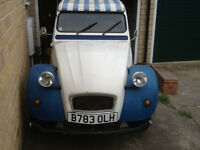 Citroen 2CV (Our 'Cinderella') Classic Car for sale £6000 Witney