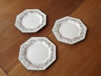 Side plates x3 Eternal Beau