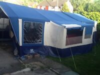 Sunncamp Holiday 400SE Trailer tent