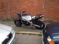 Motorbike project