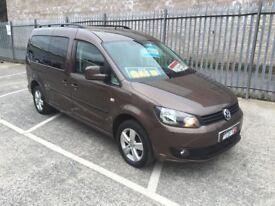 ❌❌2013 Volkswagen caddy maxi life 1.6tdi ❌❌