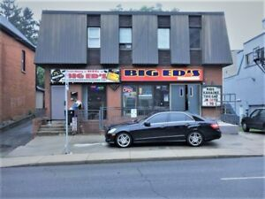 Famous Big Ed's Restaurant, Pub & Bar For Sale in Hamilton- Only